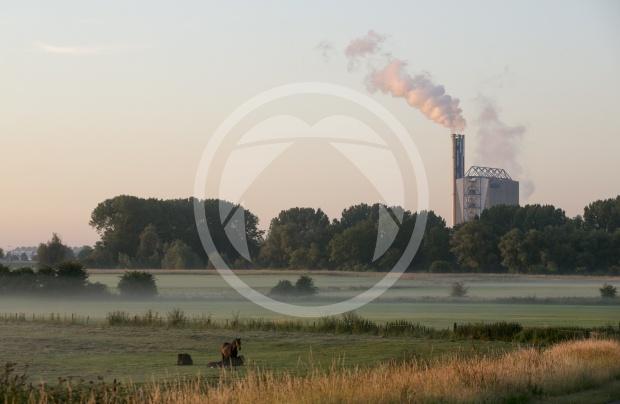 AVR afval en energiecentrale Duiven.