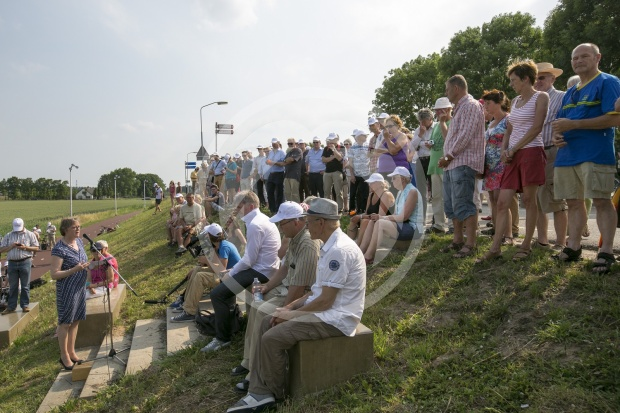 Opening RijnWaalpad.